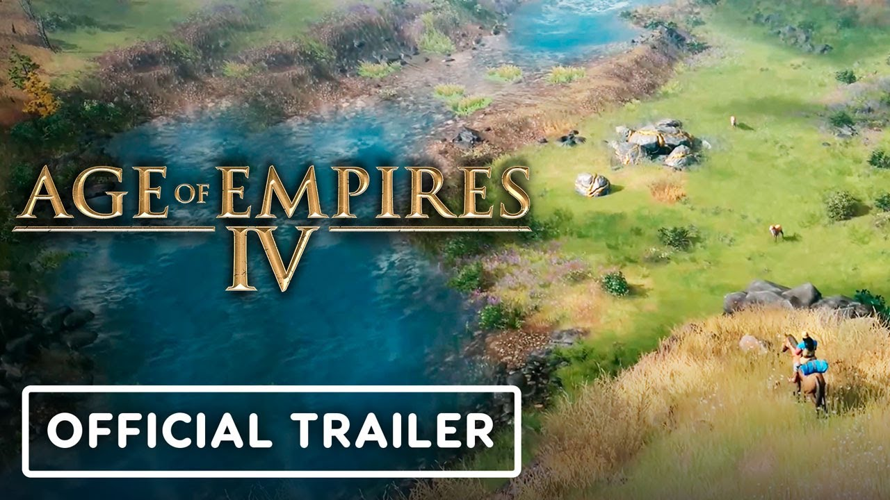 Download Age of Empires 4 - Official Gameplay Trailer