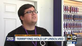 Armed Robbery Phoenix Wireless Store Caught
