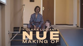 Clara Luciani - Nue (Making of)