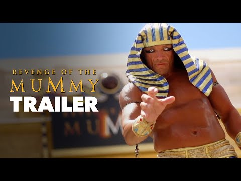 Revenge of The Mummy Hype Video
