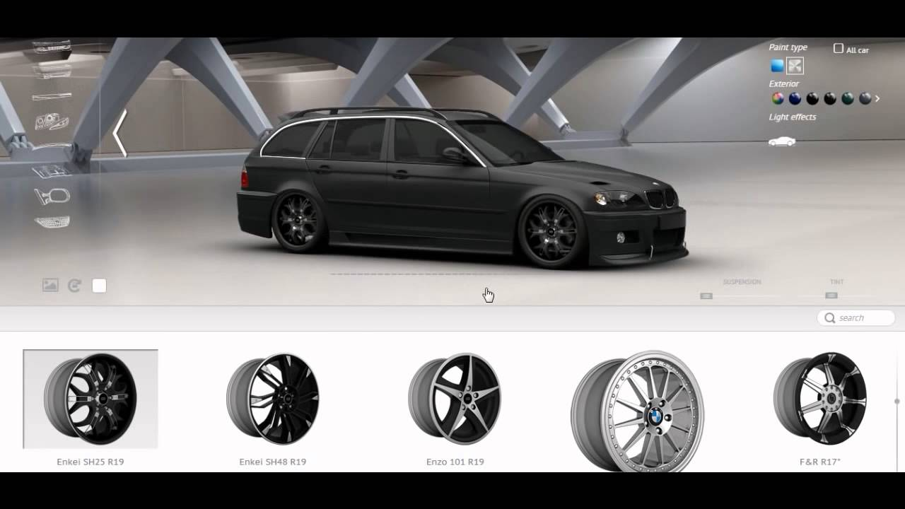 3dt tuning 1 bmw 3 series e46 touring 39 02 youtube. Black Bedroom Furniture Sets. Home Design Ideas
