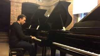The Last of the Mohicans Piano Suite - Promentory & The Main Theme