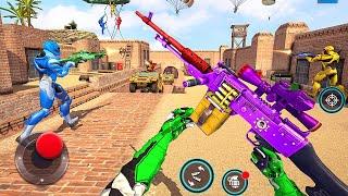 Game Robot Bắn Súng Cực Giống Half Life