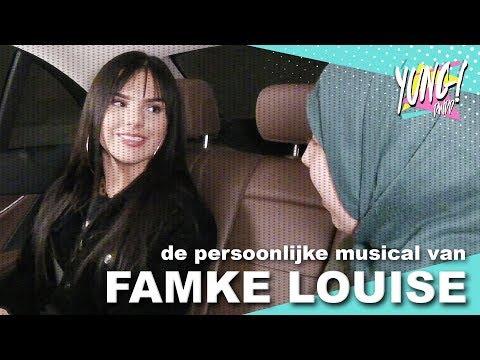 FAMKE LOUISE: TAXI TERUG   YUNG DWDD - SAMYA