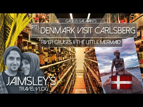 48hrs in Copenhagen (pt 5)  - Visit Carlsberg & The Little Mermaid - Denmark