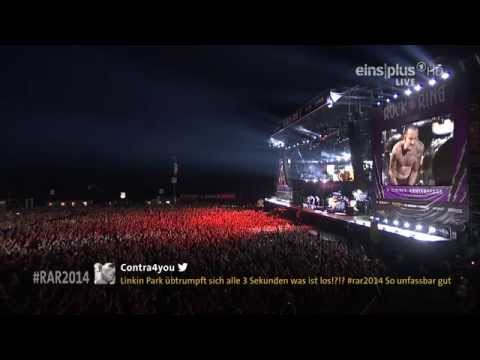 Linkin Park - Bleed It Out (Rock am Ring 2014) HD
