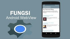 Fungsi Android WebView Di Smartphone