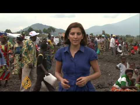 UN says sexual violence on the rise in DRC