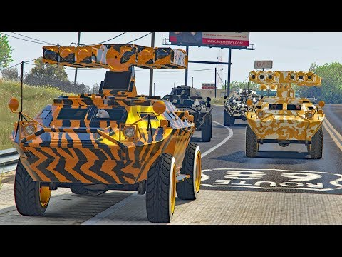 FAST AND FURIOUS: APC! | GTA 5 THUG LIFE #144