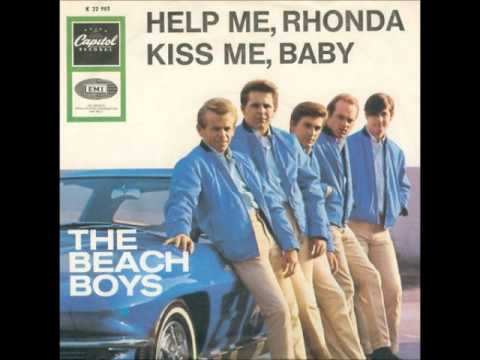 Beach Boys Help Me Rhonda