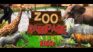 Zoo Rampage Co-op PC Gameplay 4K 2160p