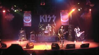 KISS ALIVE - I'm a Legend Tonight (ACATRAZ 12-07-14)