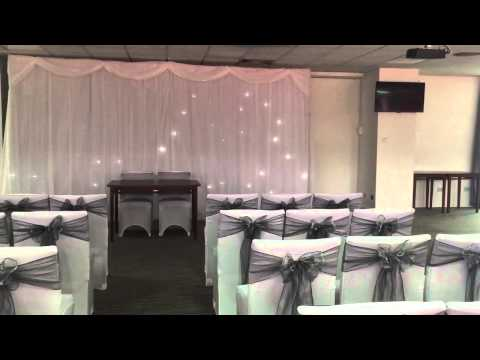 Weddings at Sheffield United Football Club