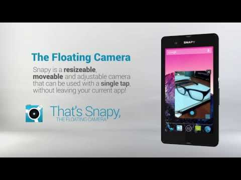 Snapy, The Floating For Pc - Download For Windows 7,10 and Mac