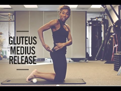 Self Treatment For Lower Back Pain Gluteus Medius