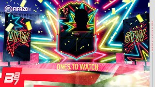 ONE TO WATCH IS HERE! INSANE PACK PULL! | FIFA 20 ULTIMATE TEAM