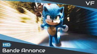 Sonic Le Film Bande Annonce 2 VF (2020)