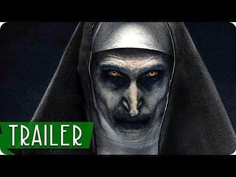 trailer the nun
