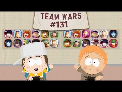 Team Wars #131