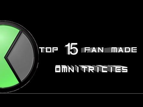 Top 15 fan made-Omnitrix (Ben 10)