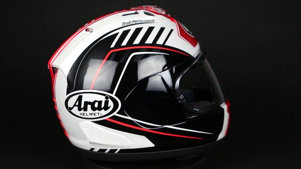 arai corsair x jonathan rea replica helmet 360 view youtube. Black Bedroom Furniture Sets. Home Design Ideas