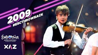 ESCTHROWBACK - Eurovision 2009: Top 42