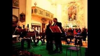 Orchestra Zephyrus Erbarme dich trascrizione per soprano, flauto sop. in fa e orchestra di flauti