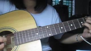 Lời Tự Sự-Ưng Đại Vệ- Cover guitar by Tin Tin