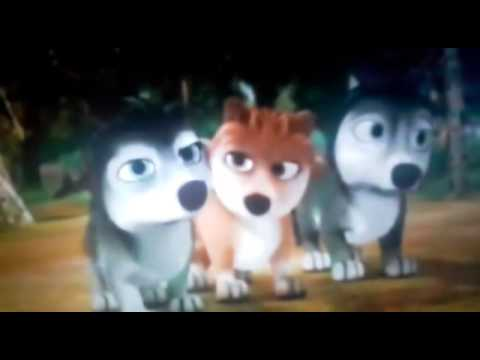 Alpha and omega 5:family vacation clip one