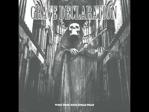 Grave Declaration - Come Let Us Speak (Christian Black/Death/Worship Metal)
