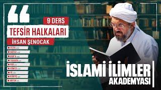 İhsan Şenocak Hoca'nın 2016 yılı yaz döneminde İFAM talebeleri ile ...
