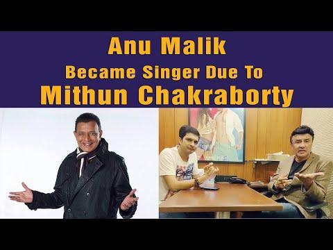 rare---anu-malik-became-singer-due-to-mithun-chakraborty...