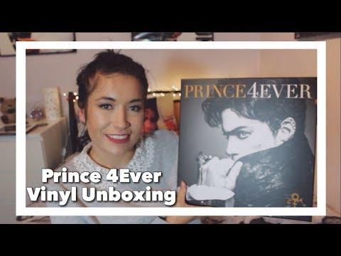 PRINCE 4EVER Vinyl Boxset  Unboxing!