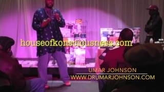 Some who join you are not fighting for your equality (Dr Umar Johnson)