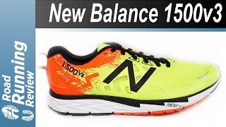 New Balance 1500v3 Review