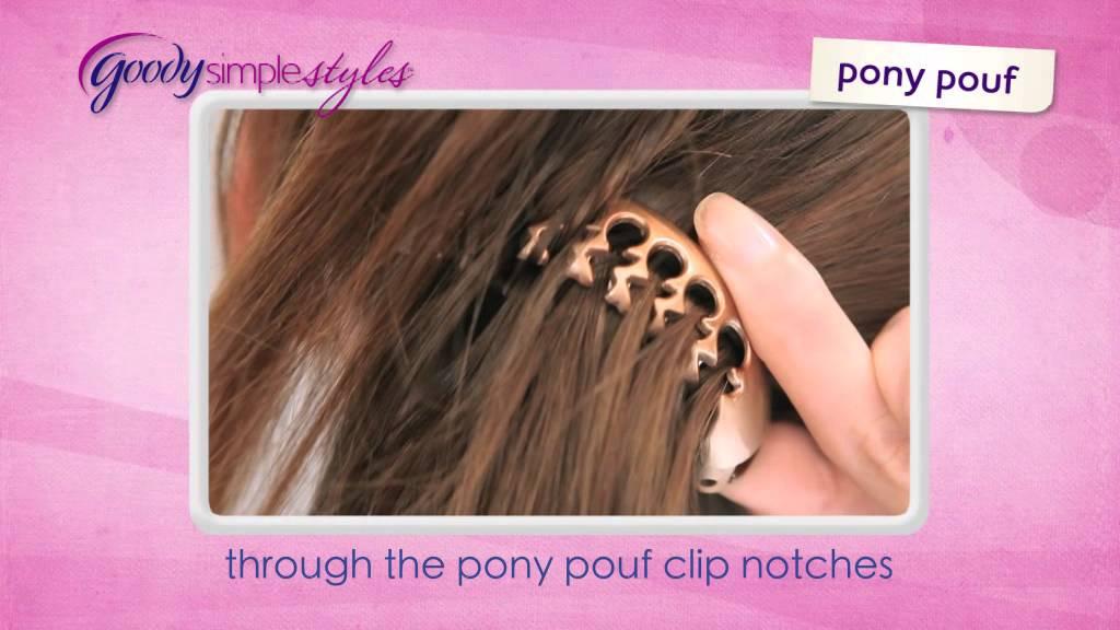 Pony Pouf YouTube Amazing Pony Pouf