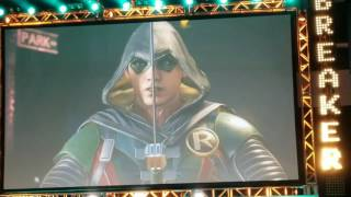 Red Hood Trailer w/Live Crowd Reaction