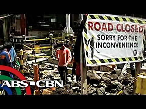 Why floodway project contractor won't meet deadline