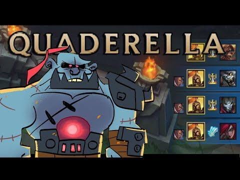 8 minutes of Quadra kills