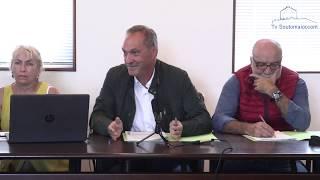 Pleno extraordinario Concello de Soutomaior