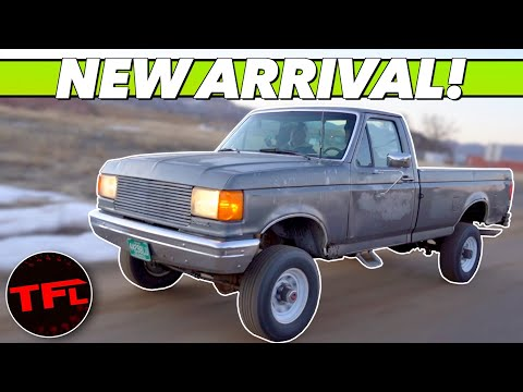 A Funny Thing Happened: Someone Gave Us This Classic Diesel Truck And Heres Why!
