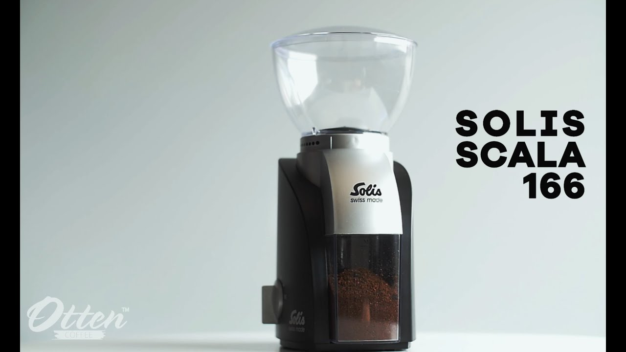 Solis Scala Home Electric Coffee Grinder