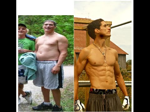 Amazing Raw Vegan Body Transformation Before & After- Inspiring!!!  - Lost 175 Lbs