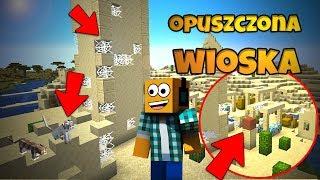 "Minecraft Hardcore #25 - ""Opuszczona wioska? Mega eksplor!"""