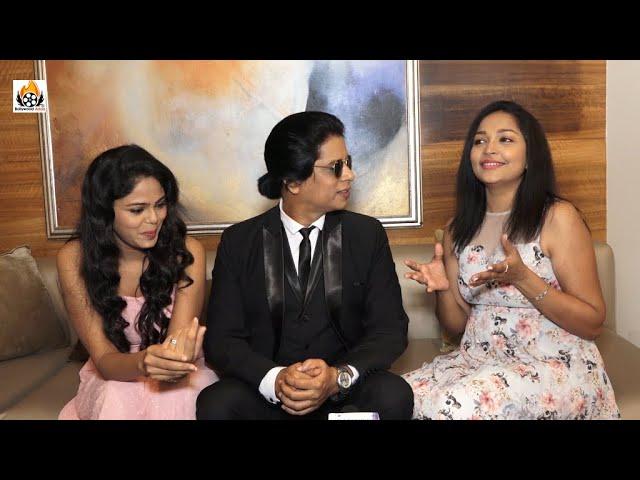SRK's Body Double Prashant Walde & Star Cast Interview For Hindi Movie 'Premaatur'