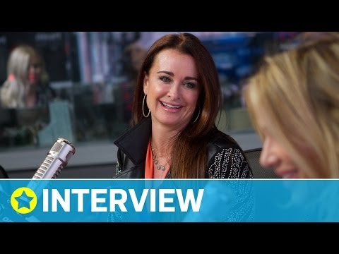 Kyle Richards Reacts To Carlton I Interview I On Air with Ryan Seacrest