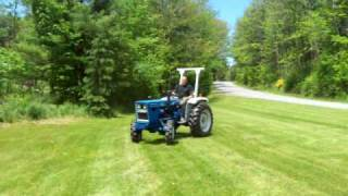 1900 Ford Compact 4x4 Tractor