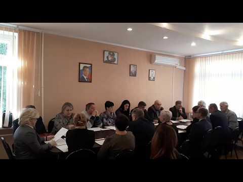 Внеочередное (№ 4) заседание Собрания депутатов МО город Кимовск Кимовского района