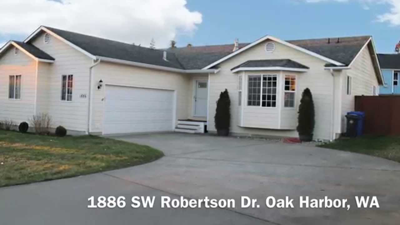 Whidbey Island Homes For Rent 1886 Sw Robertson Oak Harbor Wa