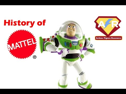 The History of Mattel
